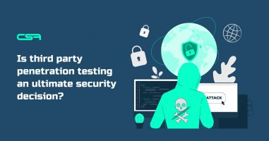 Do penetration testing companies provide ultimate security
